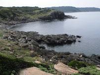 角島 牧崎地磯 の写真1
