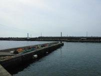 矢玉漁港 波止の写真2