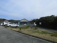 土井ヶ浜 駐車場の写真