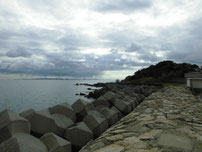 丸尾漁港 丸尾崎の写真