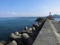芦屋町・岡垣町のアオリイカの釣り場