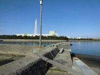 刈屋漁港 小波止 の写真