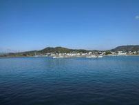 埴生漁港 の写真
