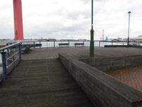 戸畑漁港 船着き場周辺 の写真
