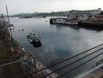 竹ノ子島 水道付近の写真2