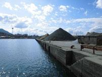 高浜港 駐車箇所の写真