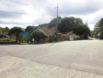 豊田湖 大駐車場の写真