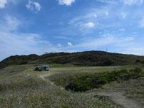 大浜海水浴場 キャンプ場の写真