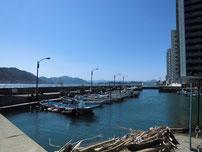 壇ノ浦漁港 の写真