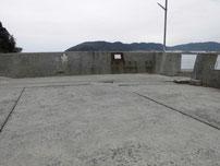 小田漁港 駐車箇所 の写真