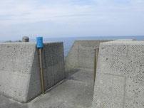 吉富漁港 潮干狩りの写真