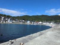 宇賀漁港の写真