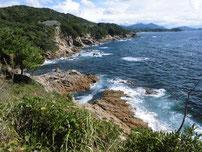犬鳴岬 写真3