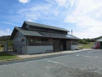 大浜海水浴場 トイレの写真