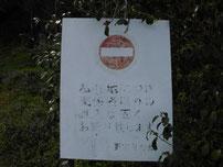 肥中漁港 立入禁止箇所の写真