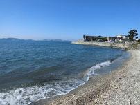 津布田海岸 の写真2