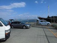 白島行フェリー乗り場周辺の写真