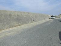 宇島港 駐車可能箇所の写真