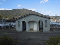 大海漁港 トイレの写真