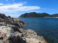 犬鳴岬の写真