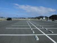 福間漁港 駐車場