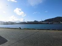 長府扇町岸壁 の写真2