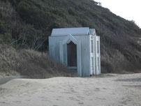 岩屋漁港 海水浴場 トイレ の写真