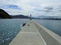 福浦港 の写真