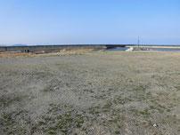 西八田漁港 駐車場の写真