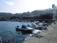 小倉マリーナ 港内の写真