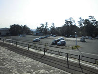 浜の宮海岸 駐車場 の写真