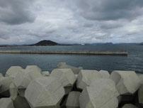 丸尾漁港 沖波止 の写真