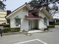 菊ヶ浜海水浴場 トイレの写真