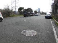 若松運河 駐車箇所 の写真