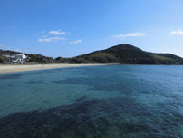 尻川海水浴場 串山埼 の写真