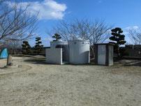 阿知須漁港 トイレの写真