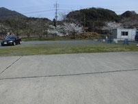 マリーナ萩 駐車箇所の写真