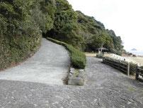 関見台公園下海岸 海岸付近 の写真