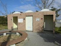 脇ノ浦漁港 トイレの写真