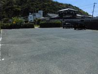 嫁泣漁港 駐車場の写真
