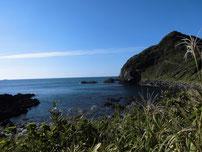 川尻岬 西磯の写真