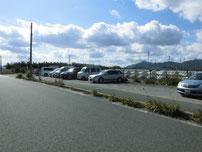 新門司マリーナ 駐車可能場所 の写真