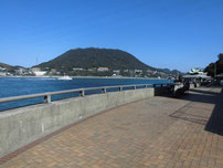 関門橋下の写真2