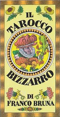 Tarocco Bizzarro - Boîte