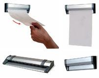 Aluminium-Steckleiste