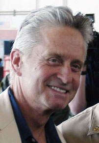 michael douglas contact speaker