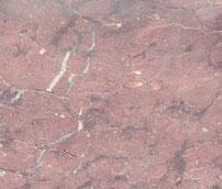 Saalburger Marmor, rot - antik