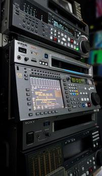 映像変換 テープ変換 HDCAM hdcamsr hdcam-sr デジベ エンコード 4K Grass Valley HQX Apple ProRes422