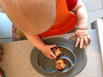 Unser Baby-led Weaning Blog - Zwischenbilanz Woche 12