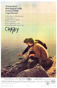 アルジャーノンに花束を :Chary(1968/US) Image:Wikipedia